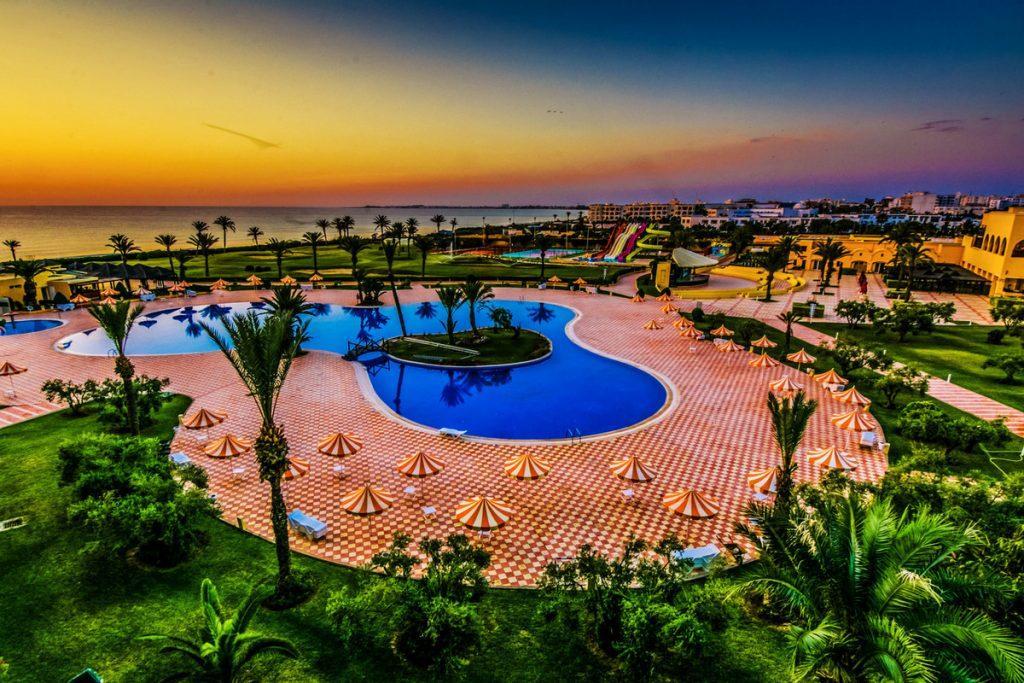 Отдых в Тунисе во время коронавируса